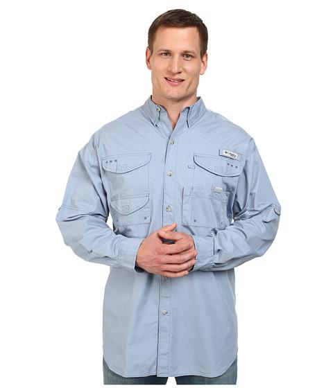 Columbia - Big Tall Bonehead L/S Shirt (Dark Mirage) Men