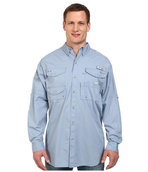 Columbia - Big Tall Bonehead Long Sleeve Shirt (Dark Mirage) Men