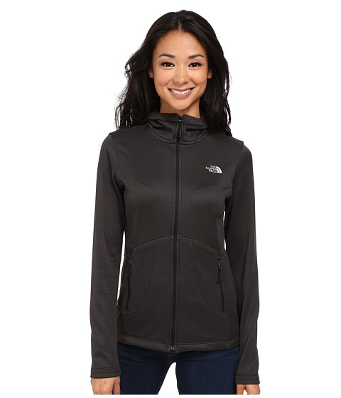 The North Face - Rosette Hoodie (TNF Black Heather) Women