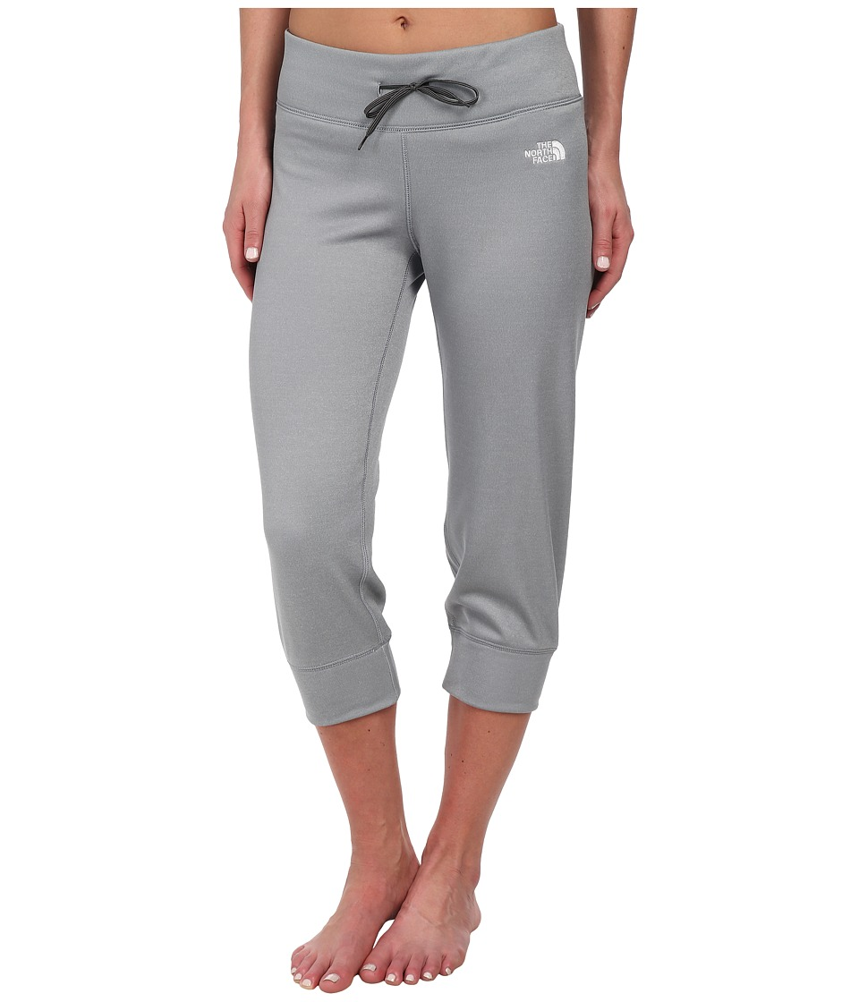 The North Face - Rosette Capri (High Rise Grey Heather) Women's Capri