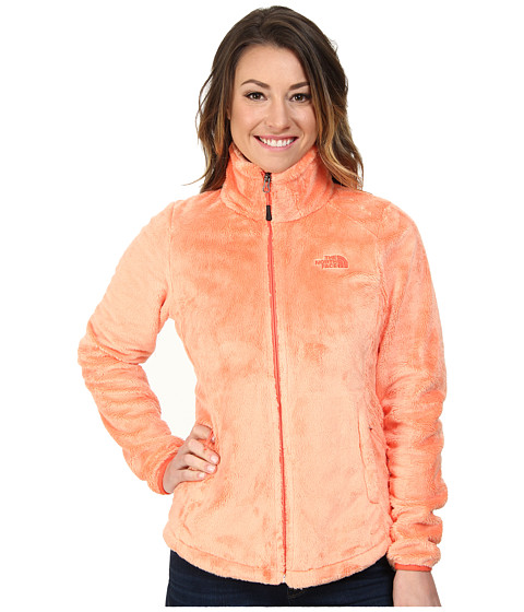 The North Face - Osito 2 Jacket (Punch Orange) Women