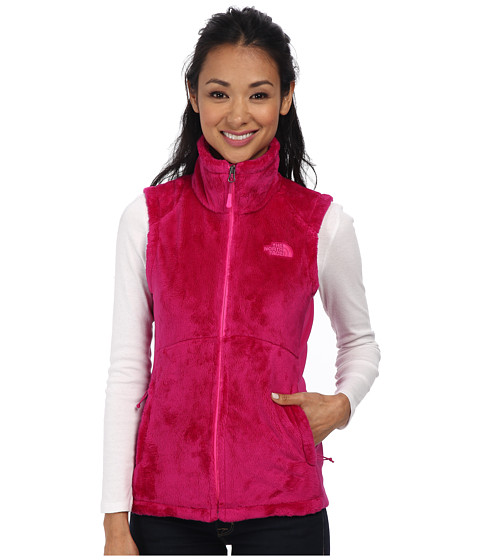 The North Face - Osito Vest (Fuchsia Pink/Fuchsia Pink) Women