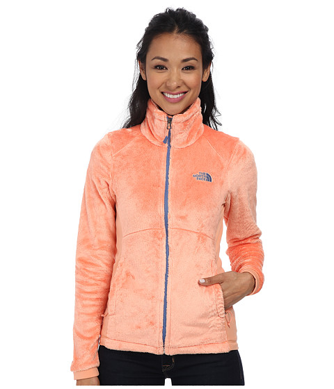 The North Face - Tech-Osito Jacket (Punch Orange/Punch Orange) Women