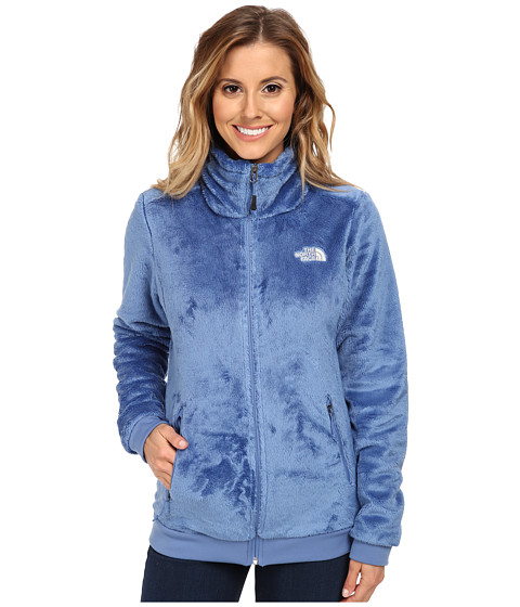 The North Face - Mod-Osito Jacket (Vintage Blue) Women's Coat