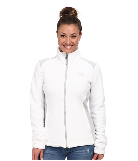 The North Face - Khumbu 2 Jacket (TNF White/High Rise Grey) Women