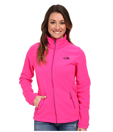 The North Face - Palmeri Jacket (Glo Pink) Women's Jacket
