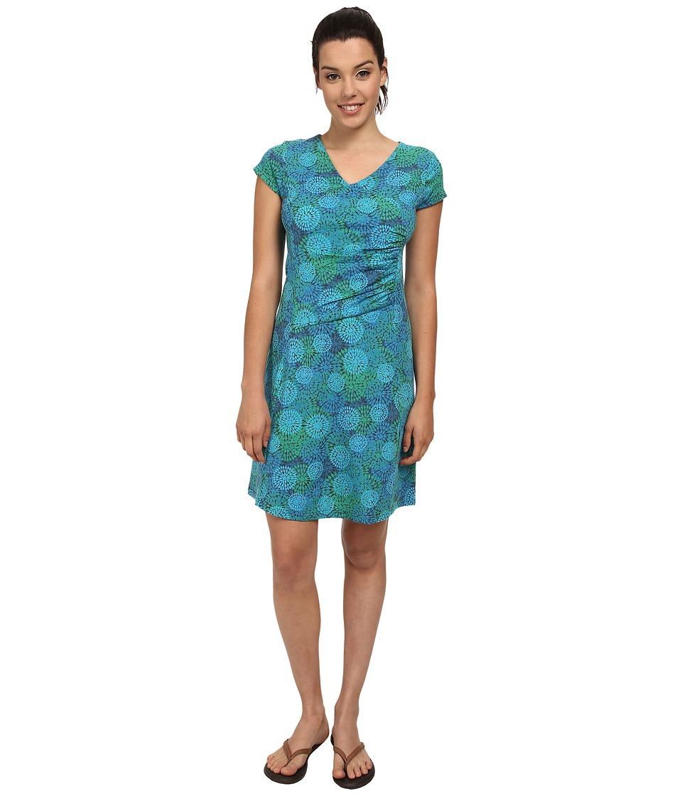 Kuhl - Verona Dress (Teal Print) Women's Dress