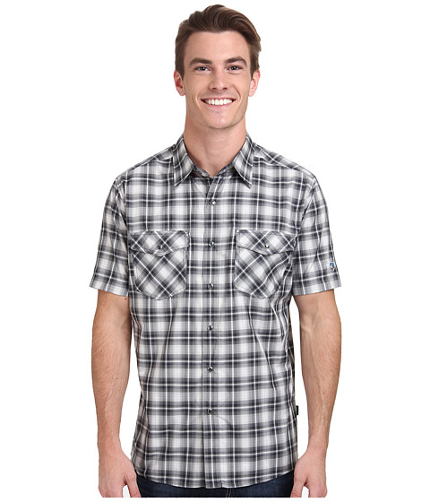 Kuhl - Rukus S/S Shirt (Graphite) Men