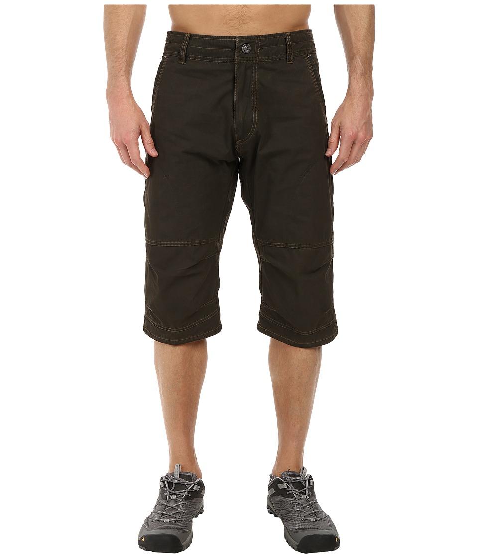 Kuhl - Krux Short (Espresso) Men's Shorts