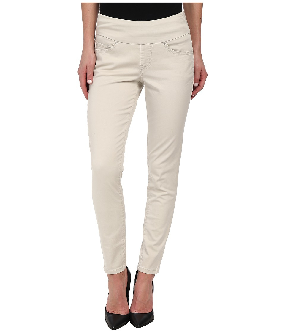 Jag Jeans - Amelia Pull-On Slim Ankle in Bay Twill (Stone) Women