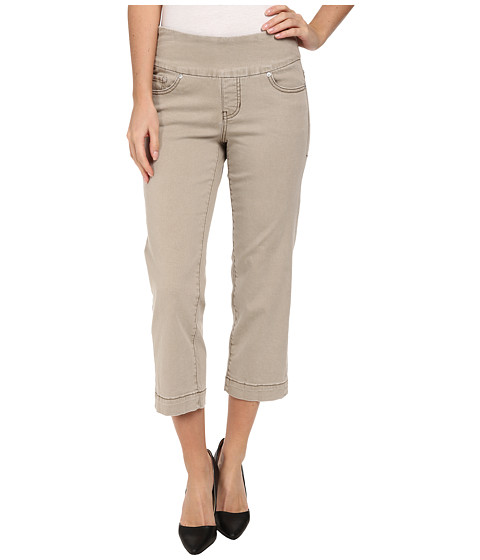 Jag Jeans - Caley Classic Fit Crop Heritage Twill (Stucco) Women