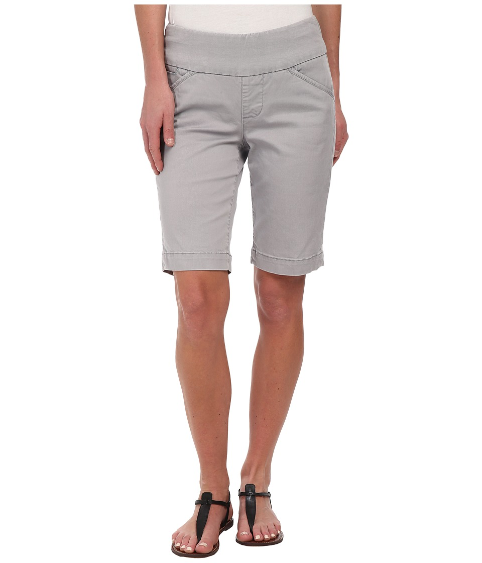 Jag Jeans - Ainsley Bermuda Classic Fit Bay Twill (Grey Morn) Women's Shorts