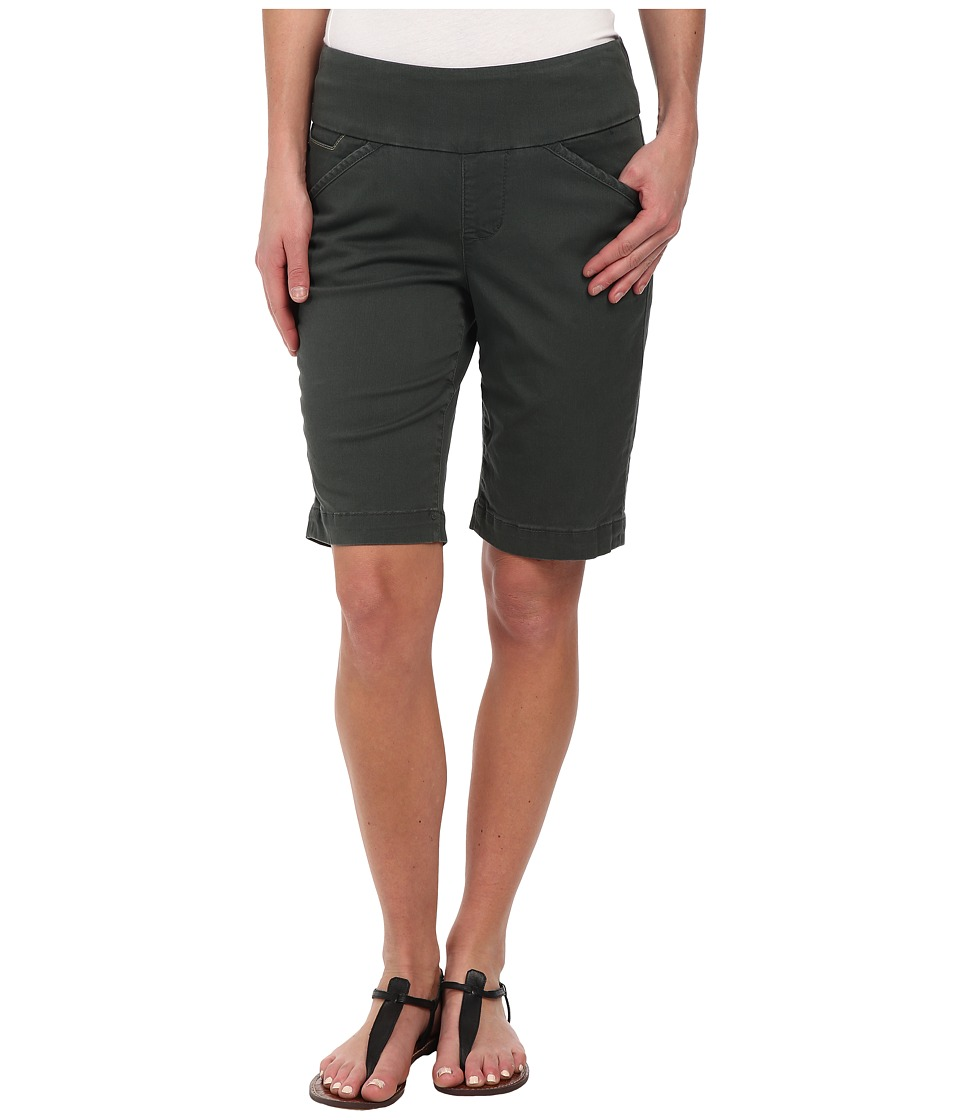 Jag Jeans - Ainsley Bermuda Classic Fit Bay Twill (Soapstone) Women's Shorts