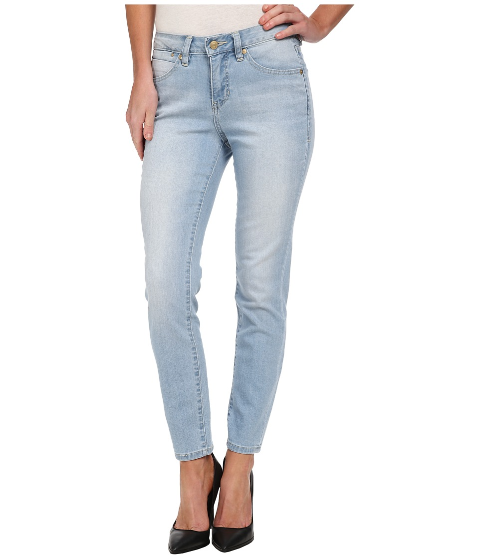 Jag Jeans - Evan Slim Ankle in Hazey Blue (Hazey Blue) Women