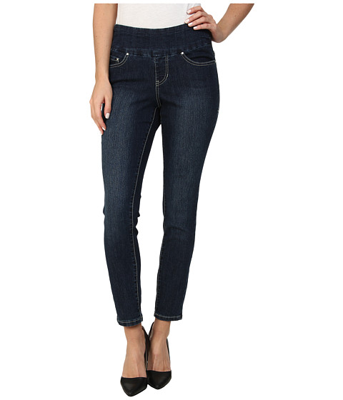 Jag Jeans - Amelia Pull-On Ankle in Blue Shadow (Blue Shadow) Women