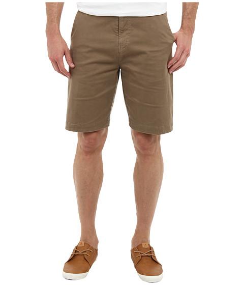 VISSLA - No See Ums 21 Twill Chino (Khaki) Men's Shorts