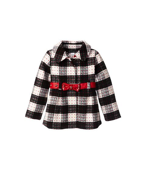 Biscotti - School of Rock Coat (Little Kids/Big Kids) (Black) Girl's Coat
