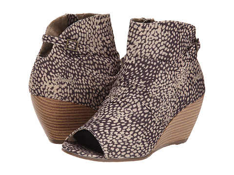 Blowfish - Byte (Brown Zambia Print) Women's Wedge Shoes