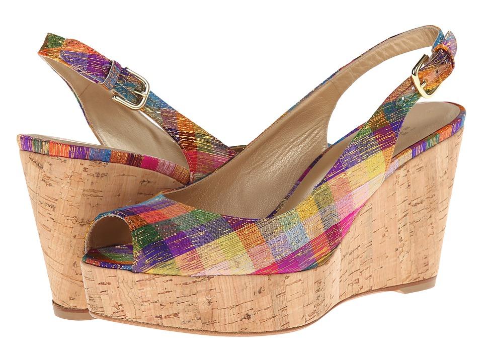 Stuart Weitzman - Jean (Tinsel Silk) Women's Shoes