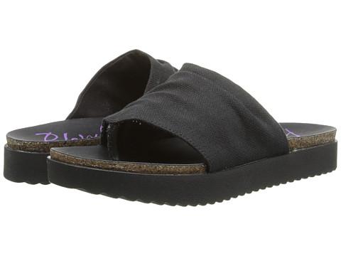 Blowfish - Andria (Black Rancher Canvas) Women's Sandals