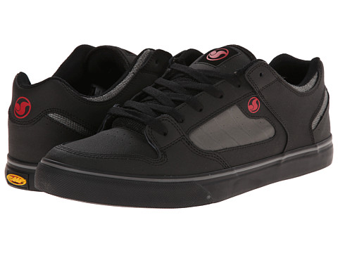 DVS Shoe Company - Militia CT (Black FMF High Abrasion) Men
