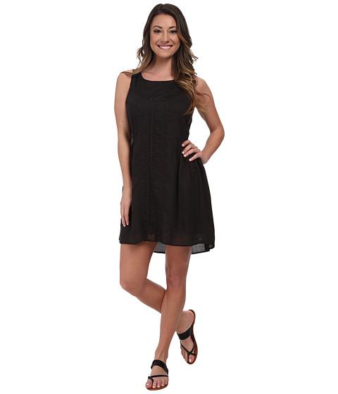Volcom - Black Sand Dress (Vintage Black) Women