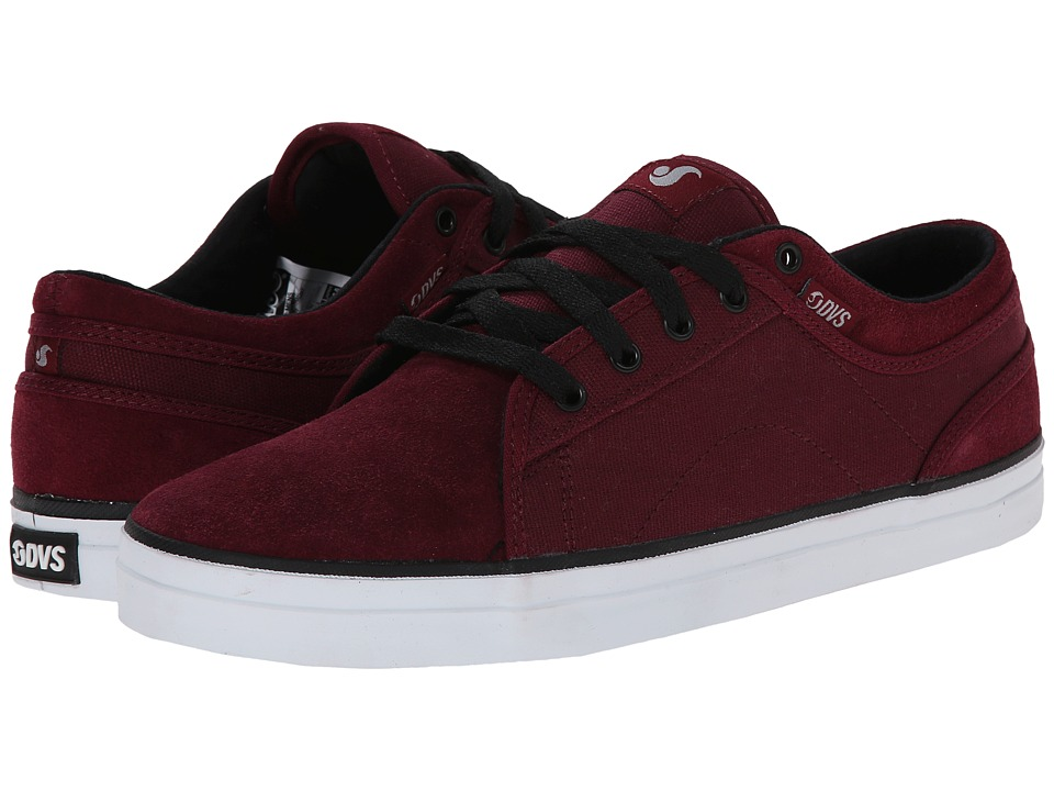 DVS Shoe Company - Aversa (Port Canvas) Men's Skate Shoes
