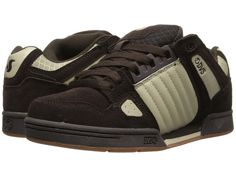 DVS Shoe Company - Celsius (Coffee Nubuck) Men