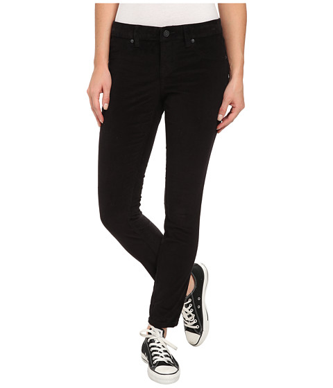 Volcom - Liberator Cord Legging (Black) Women's Casual Pants