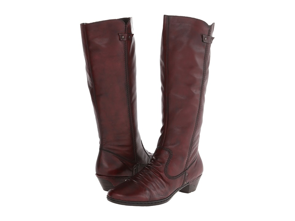 Rieker - 76953 Lynn 53 (Medoc) Women's Cold Weather Boots