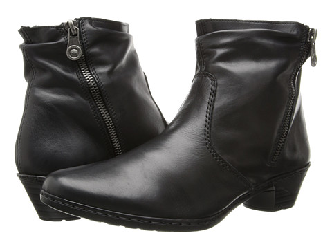 Rieker - 76960 Lynn 60 (Black) Women