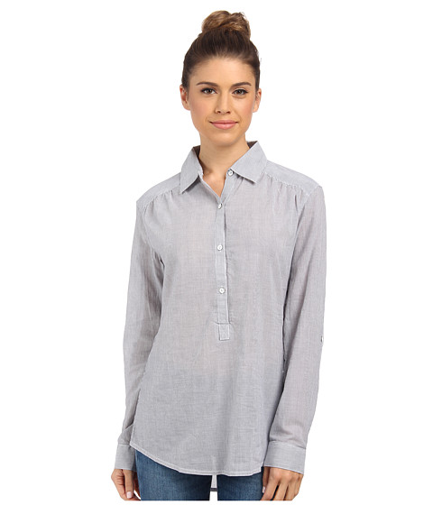 Columbia - Lighten the Mood Tunic (India Ink) Women's Long Sleeve Pullover