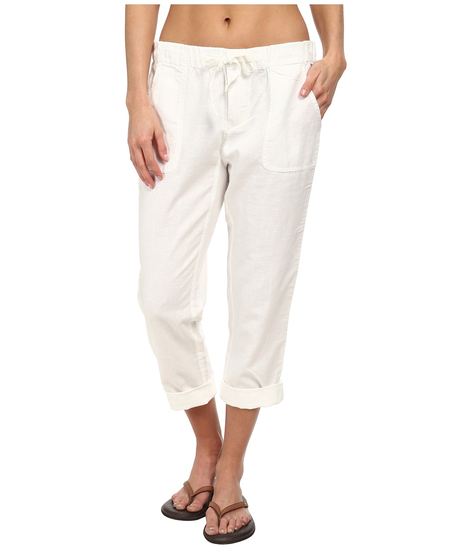 Columbia - Coastal Escape Capri Pant (Sea Salt) Women's Capri