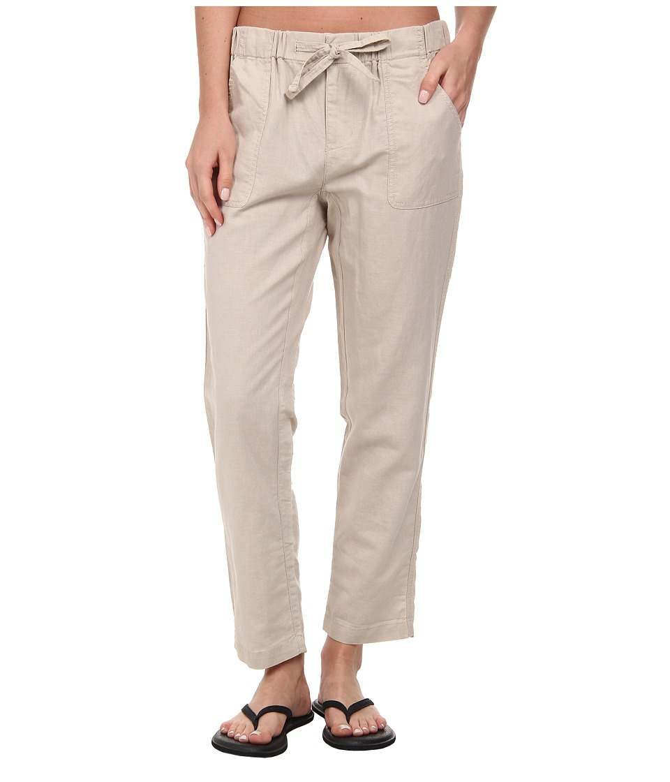 Columbia - Coastal Escape Capri Pant (Fossil) Women's Capri