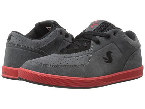 DVS Shoe Company - Endeavor (Grey/Black Suede) Men
