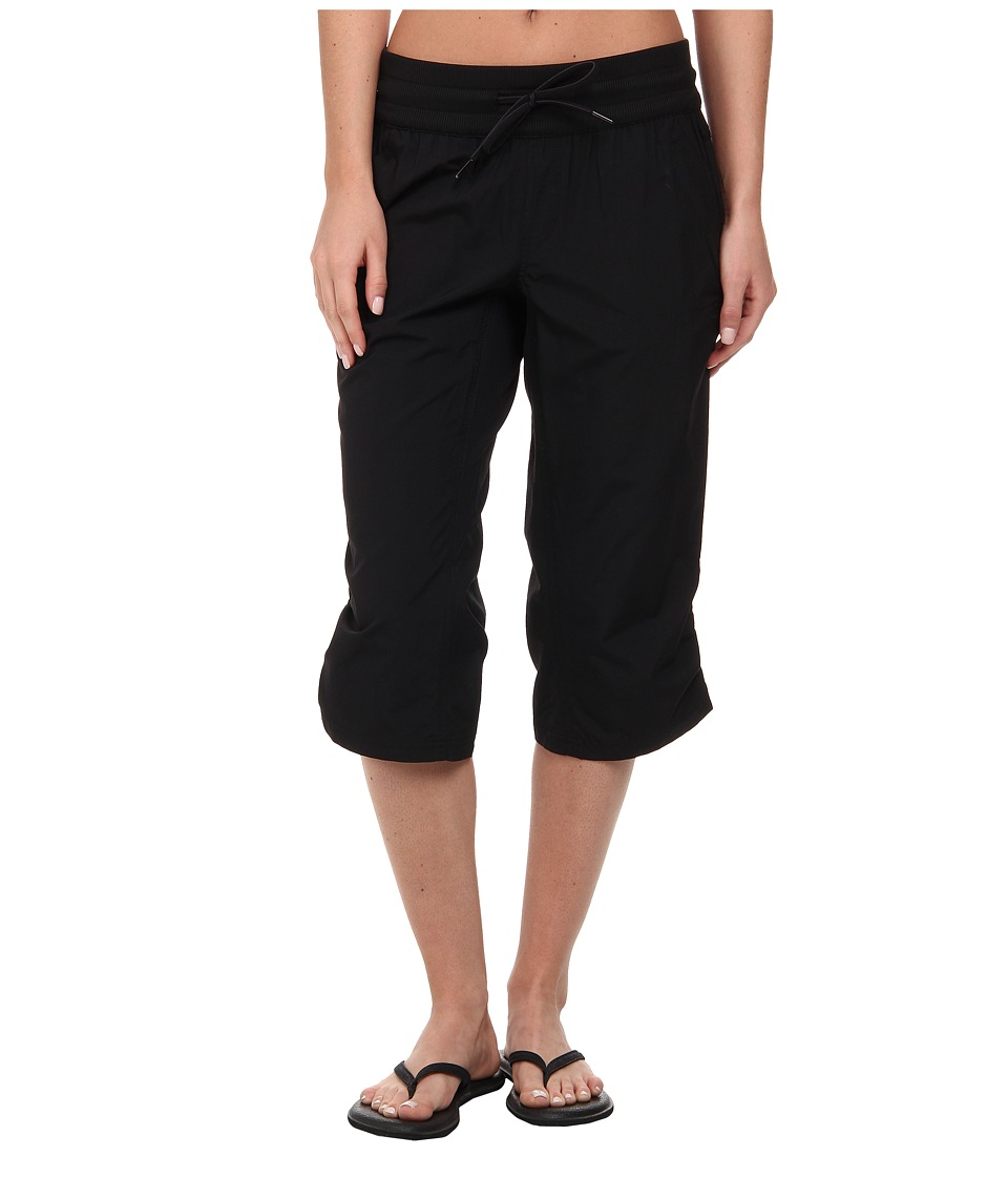 The North Face - Horizon Pull-On Capri (TNF Black) Women's Capri