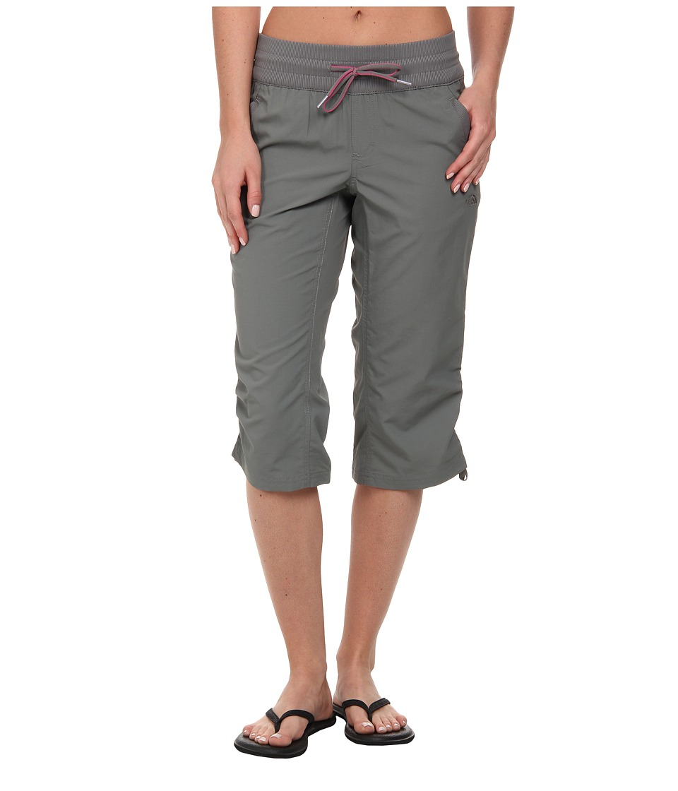 The North Face - Horizon Pull-On Capri (Sedona Sage Grey) Women's Capri