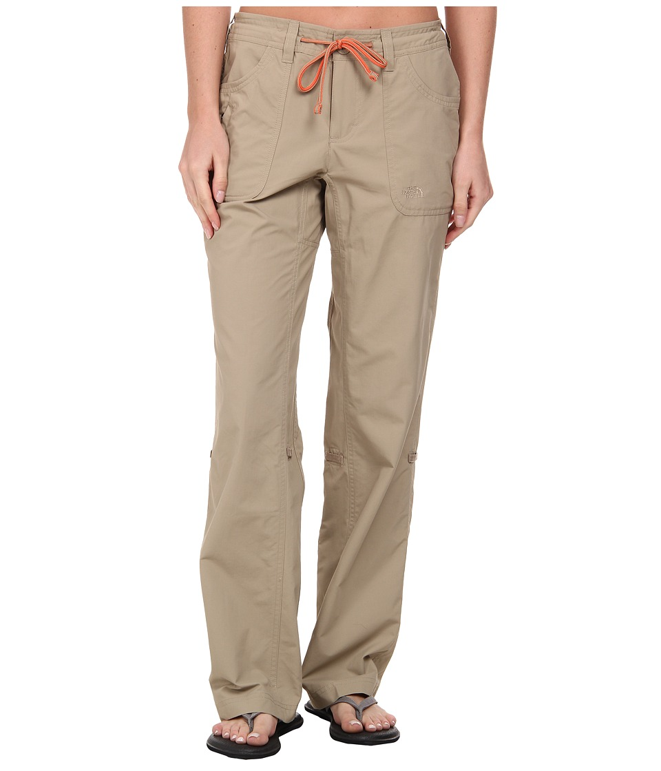 The North Face - Horizon II Pant (Dune Beige 2) Women's Casual Pants