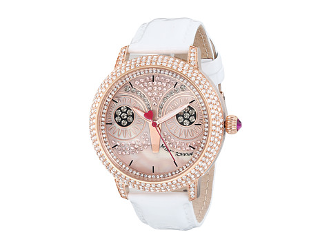 Betsey Johnson - BJ00278-16 (White Owl) Watches