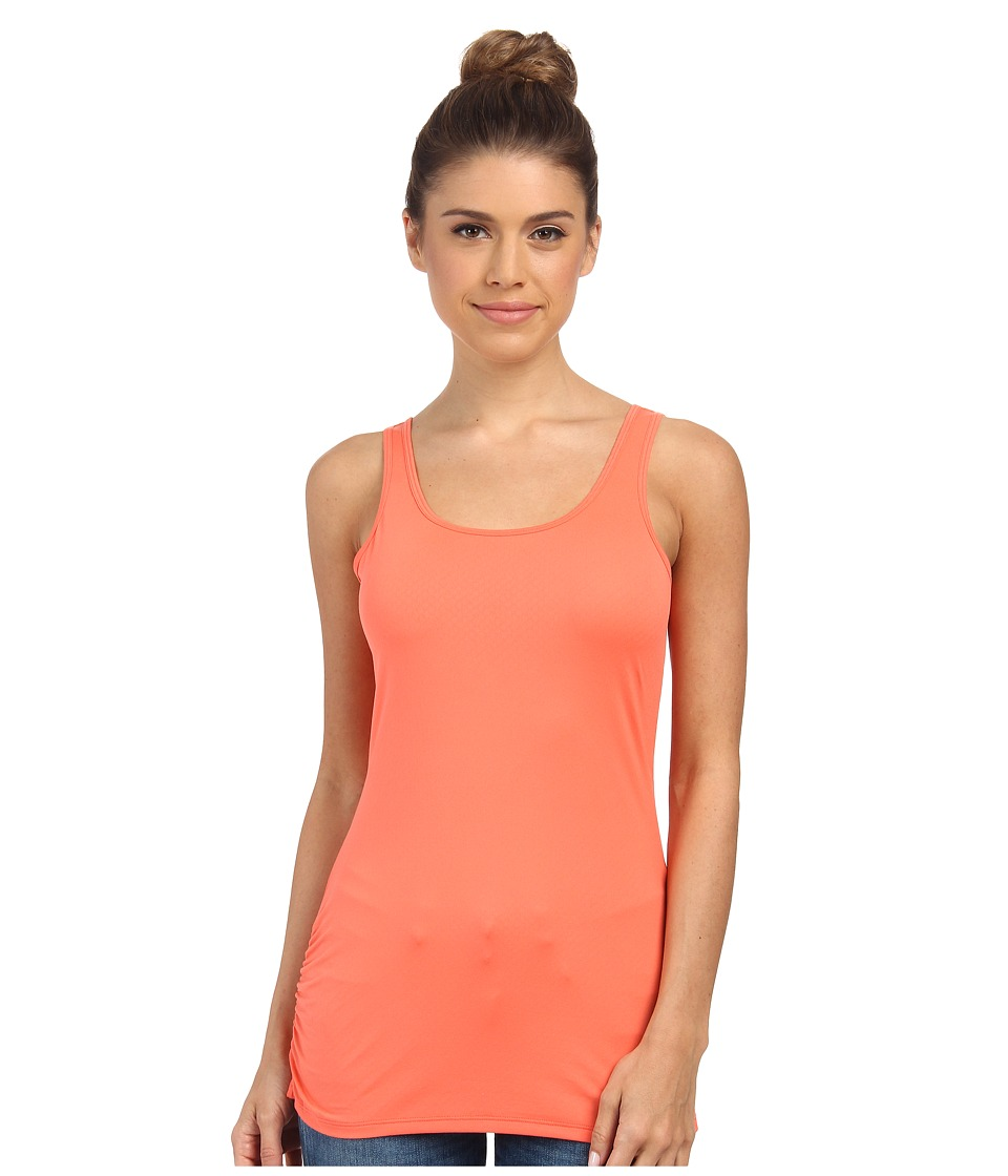 Columbia - PFG Zero Tank Top (Coral Flame) Women's Sleeveless