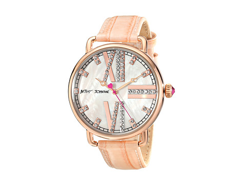 Betsey Johnson - BJ00212-09 (Pink) Watches