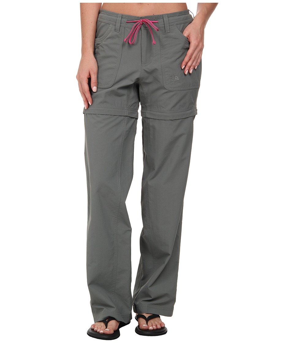 The North Face - Horizon II Convertible Pant (Sedona Sage Grey) Women's Casual Pants