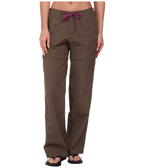 The North Face - Horizon II Convertible Pant (Weimaraner Brown 2) Women's Casual Pants