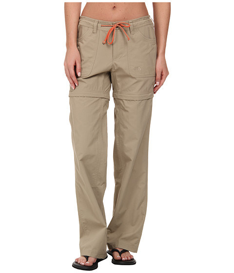 The North Face - Horizon II Convertible Pant (Dune Beige 2) Women's Casual Pants