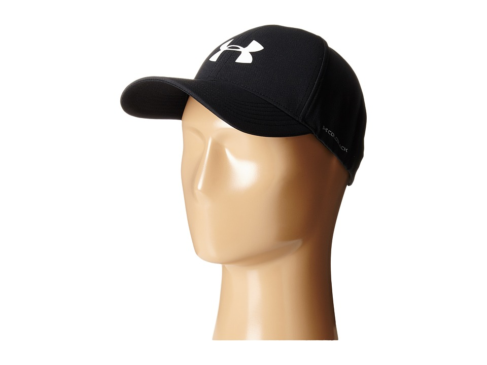 b98447c79ba ... UPC 888284859190 product image for Under Armour - UA Driver Adjustable  Golf Cap (Black