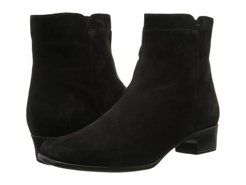 Fitzwell - Sandie (Black Suede) Women's Dress Boots