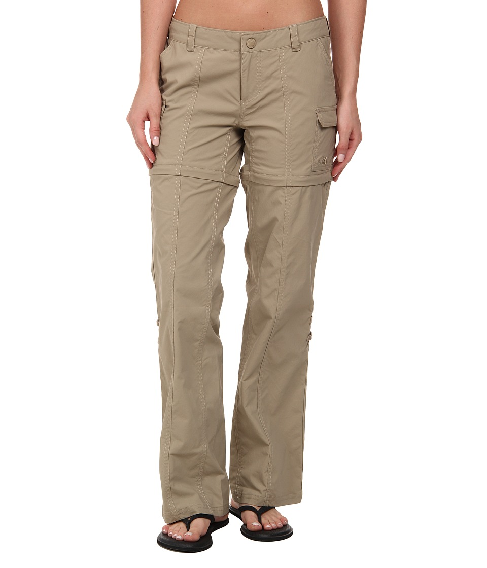 The North Face - Paramount II Convertible Pant (Dune Beige 2) Women's Casual Pants