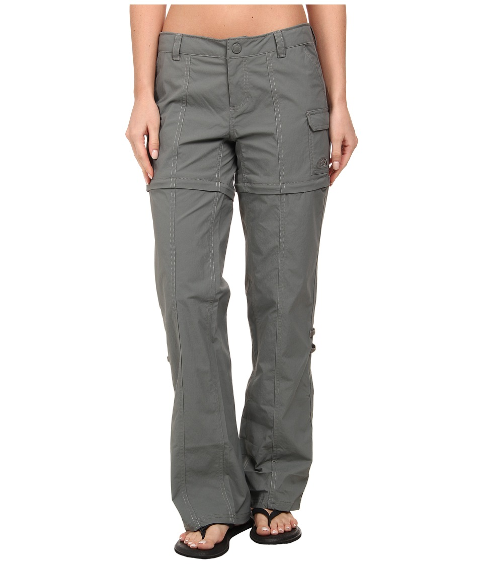 The North Face - Paramount II Convertible Pant (Sedona Sage Grey) Women's Casual Pants