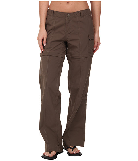 The North Face - Paramount II Convertible Pant (Weimaraner Brown 2) Women