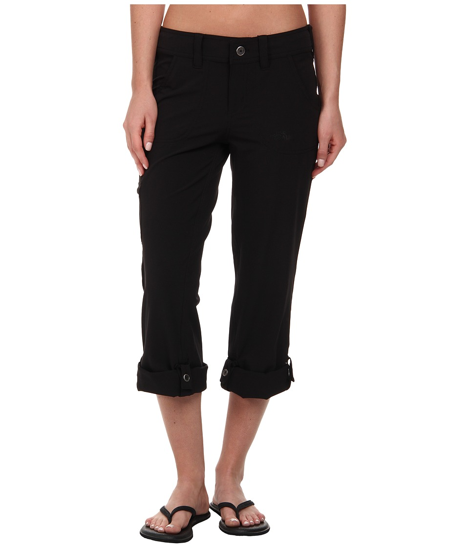 The North Face - Almatta Roll-Up Pant (TNF Black) Women's Casual Pants